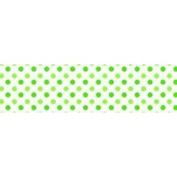 WASHI TAPE CINTA PAPEL 15 mm x 10 m PUNTOS