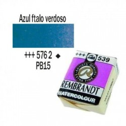 ACUA. REMBRANDT PAST. (576) AZUL FT. VERDOSO