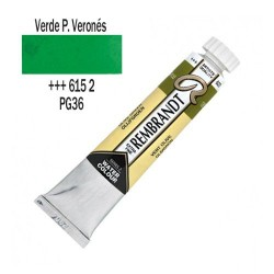 ACUA. REMBRANDT 20 ml (615) VERDE PERM. MED.