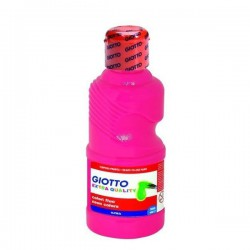 TEMPERA FLUORESCENTE 250 ml ROSA