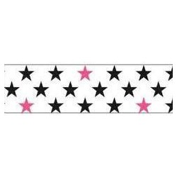 WASHI TAPE PAPEL 15 mm x 10 m (26049) POPSTAR