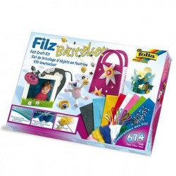 KIT MANUALIDADES CON FIELTRO