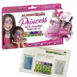 SET MAQUILLAJE ALPINO PRINCESS