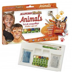 SET MAQUILLAJE ALPINO ANIMALS