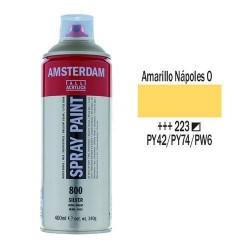 SPRAY ACRILICO 400 ml (223) AMAR. NAP. OSC.