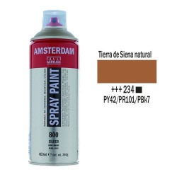 SPRAY ACRILICO 400 ml (234) SIENA NATURAL