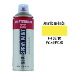 SPRAY ACRILICO 400 ml (267) AMAR. AZO LIMON