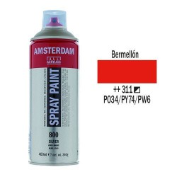 SPRAY ACRILICO 400 ml (311) BERMELLON