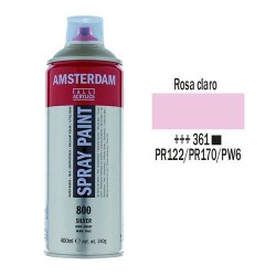 SPRAY ACRILICO 400 ml (361) ROSA CLARO