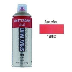 SPRAY ACRILICO 400 ml (384) ROSA REFLEX