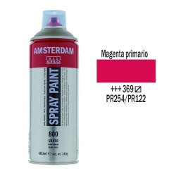 SPRAY ACRILICO 400 ml (369) MAGENTA PRIM.