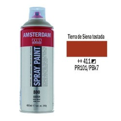 SPRAY ACRILICO 400 ml (411) SIENA TOSTADO
