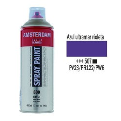 SPRAY ACRILICO 400 ml (507) ULTRAMAR VIOLETA