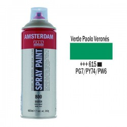 SPRAY ACRILICO 400 ml (615) VERDE P. VERONES