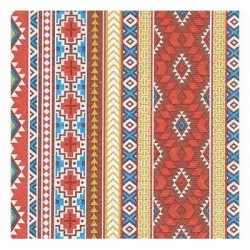 Servilletas papel 20 Un. TRIBAL Ref. 200329 Mexican
