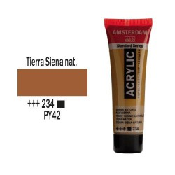 ACRILICO AMSTERDAM 20 ml (234) SIENA NATURAL