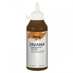 Pintura Textil Javana 250 ml (18) Marrón