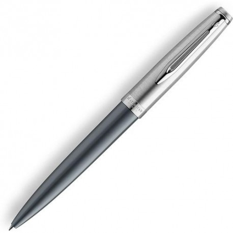 Bolígrafo Waterman Emblème Premium Grey CT