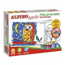 Kit Alpino Activity Pinto con los dedos