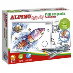 Kit Alpino Activity Pinta con puntos