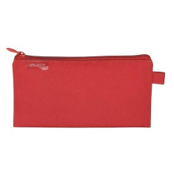 Portatodo Basic Plano Colorline 22x11 cm Rojo