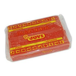 Plastilina Jovi 350 gr color Marrón