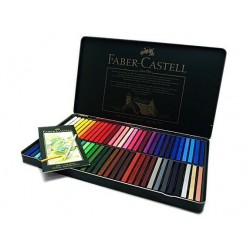 PASTEL 60 TIZAS FABER-CASTELL POLYCHROMOS