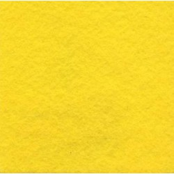 FIELTRO ROLLO 45 cm x 5 m AMARILLO LIMON