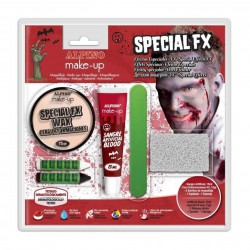 KIT MAQUILLAJE EFECTOS ESPECIALES FX ALPINO