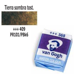 ACUA. V. GOGH PAST. (409) T. SOMBRA TOST.