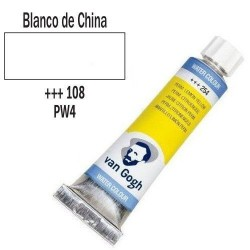 ACUA. V. GOGH TUBO 10 ml (108) BLANCO CHINA