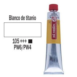 OLEO 200 ml T. ART CREAT. (105) BLANCO TITAN.