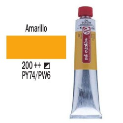 OLEO 200 ml T. ART CREAT. (200) AMARILLO