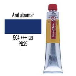 OLEO 200 ml T. ART CREAT. (504) AZUL ULTRAMAR