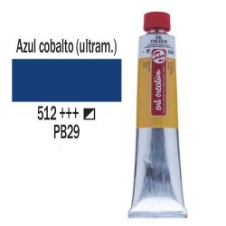 OLEO 200 ml T. ART CREAT. (512) AZUL COBALTO