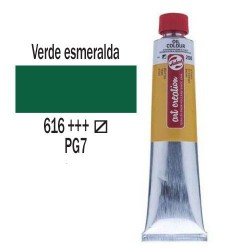OLEO 200 ml T. ART CREAT. (616) VERDE ESMER.
