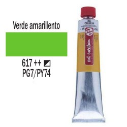 OLEO 200 ml T. ART CREAT. (617) VERDE AMAR.