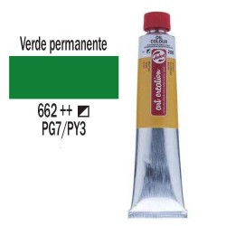 OLEO 200 ml T. ART CREAT. (662) VERDE PERMAN.