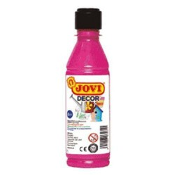 PINTURA ACRILICA JOVI DECOR 250 ml MAGENTA