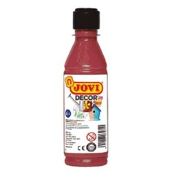 PINTURA ACRILICA JOVI DECOR 250 ml MARRON