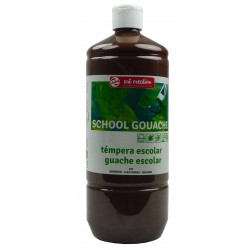 TEMPERA TALENS 1000 ml MARRON