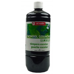 TEMPERA TALENS 1000 ml NEGRO